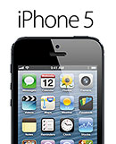 iPhone 5 16GB from $52/Month