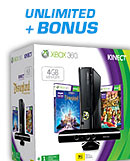 Bonus Xbox 360® / Unlimited Broadband