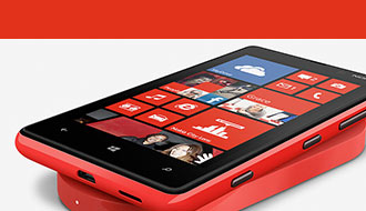 Nokia Lumia 820 / Wireless Charger